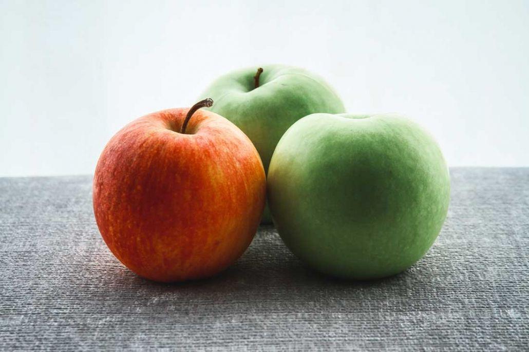 manzanas como laxantes naturales